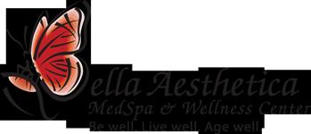 Bella Aesthetica Med Spa Sticky Logo