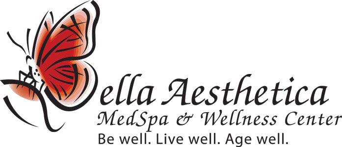 Bella Aesthetica Med Spa Sticky Logo Retina